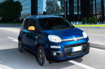 Fiat Panda K-Way Metano