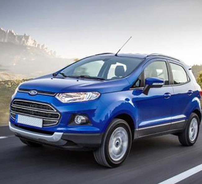 Ford nuovo Ecosport