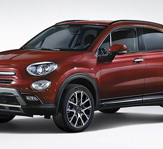 FIAT 500X 1.4 T-Jet 120cv Gpl Pop Star
