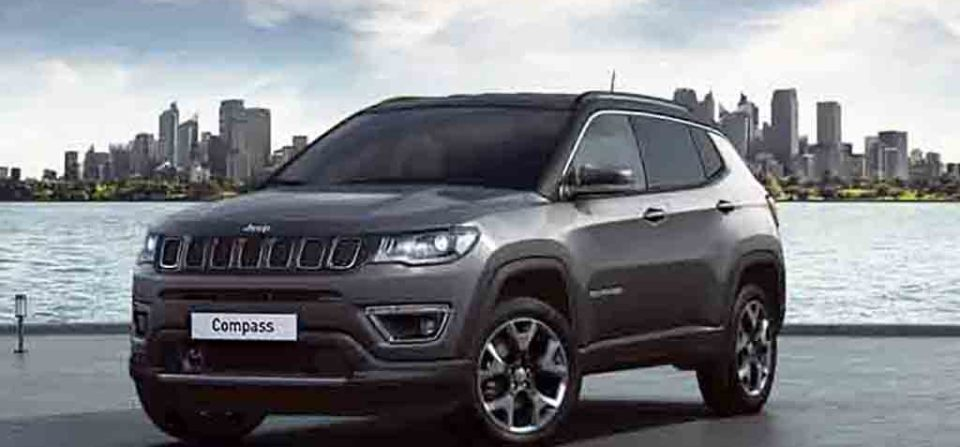 JEEP COMPASS 17 1.6 Mjet 88kw Limited