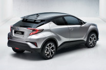 TOYOTA C-HR 1.8h 122cv E-Cvt Business FP