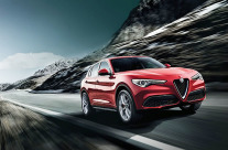 ALFA ROMEO STELVIO 2.2 Turbo Diesel 190cv At8 Q4 Executive